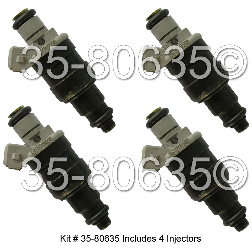 Plymouth Sundance                       Fuel Injector SetFuel Injector Set