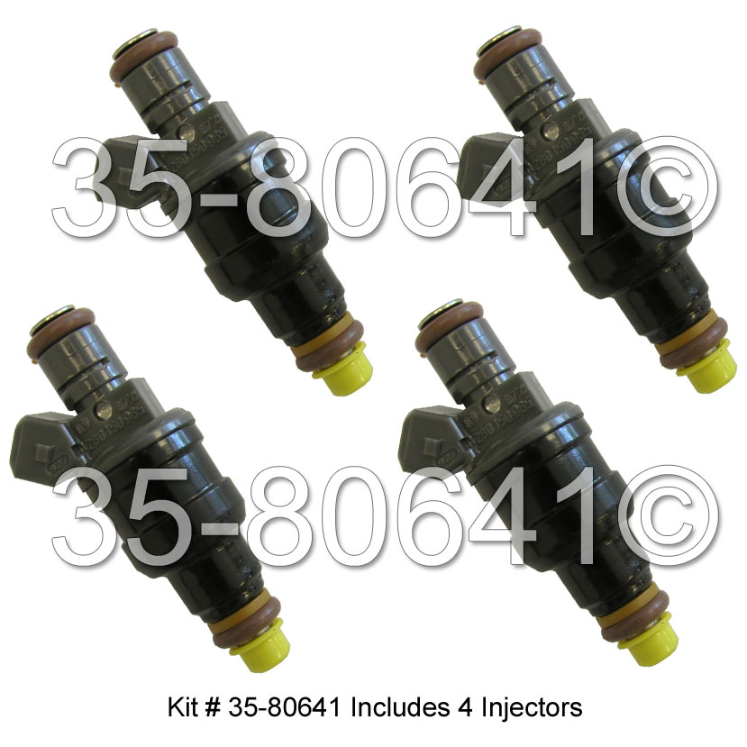 Dodge Avenger                        Fuel Injector SetFuel Injector Set
