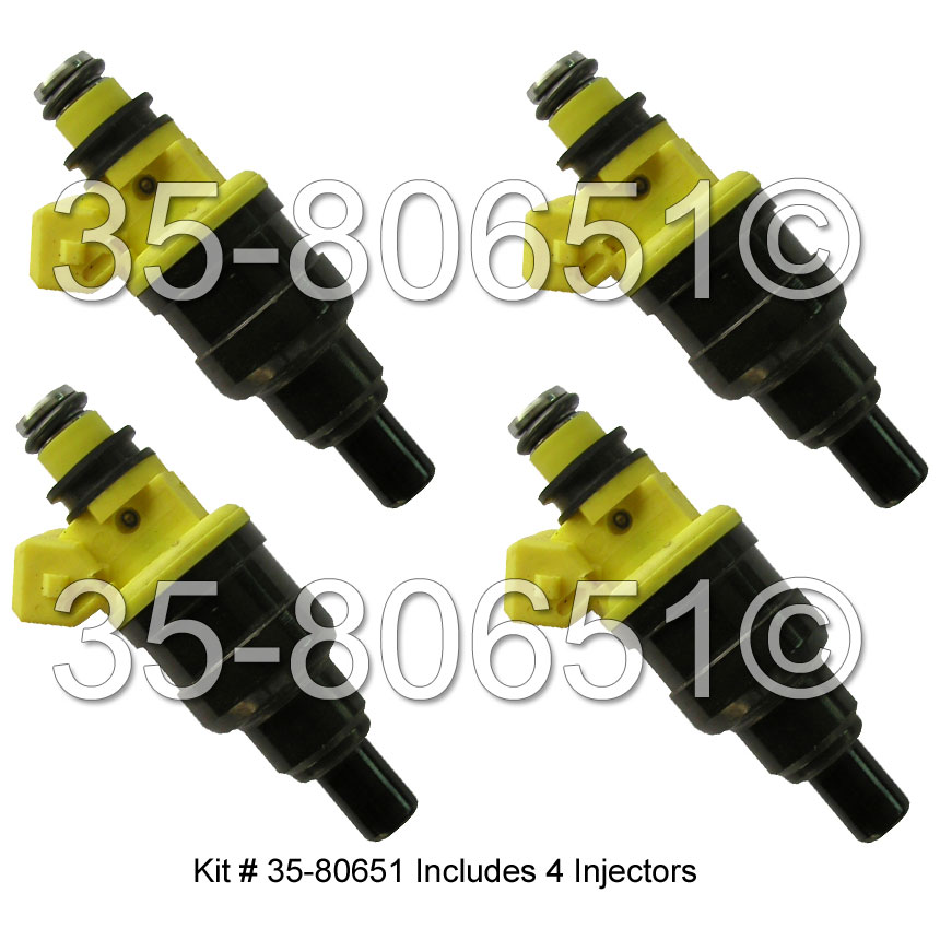 Mitsubishi Mirage                         Fuel Injector SetFuel Injector Set