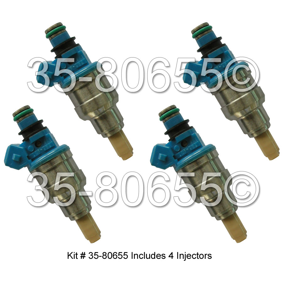 Plymouth Colt                           Fuel Injector SetFuel Injector Set