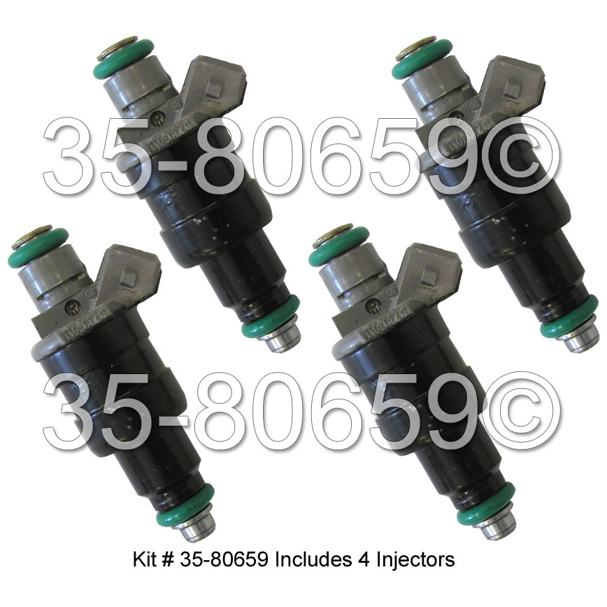 Jeep Wrangler                       Fuel Injector SetFuel Injector Set