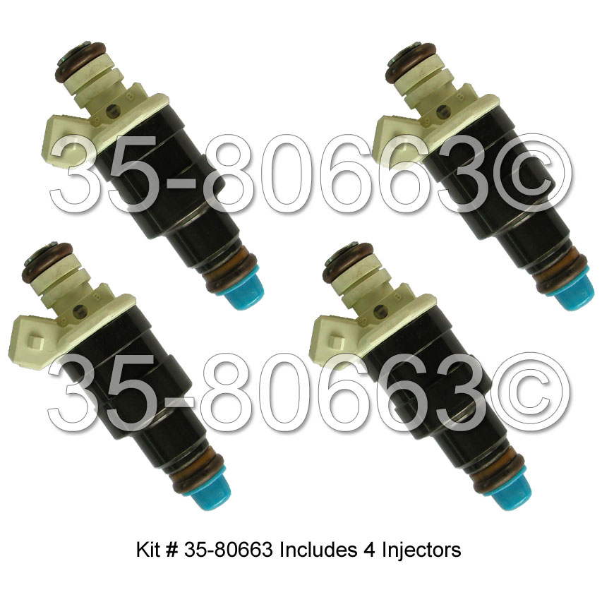 Eagle Medallion                      Fuel Injector SetFuel Injector Set