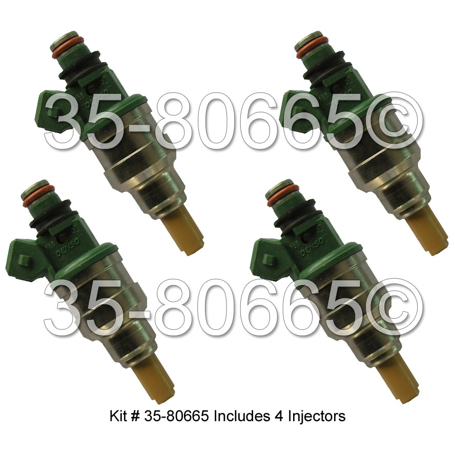 Mitsubishi Expo and Expo LRV              Fuel Injector SetFuel Injector Set