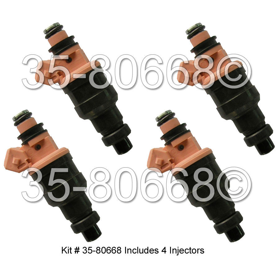 Plymouth Laser                          Fuel Injector SetFuel Injector Set
