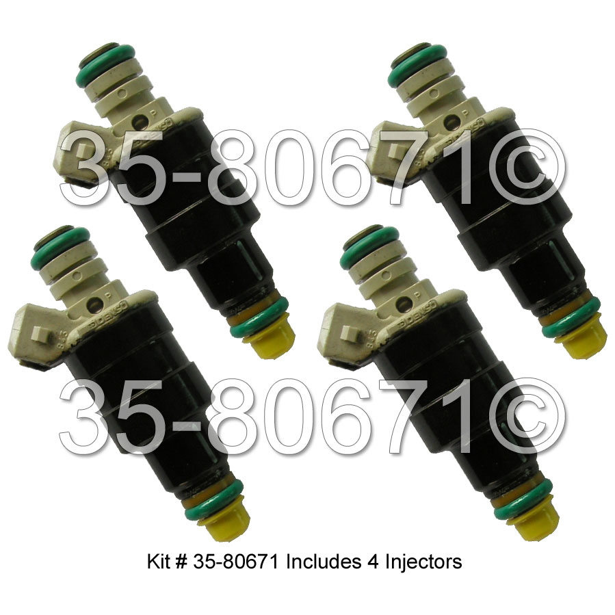 Ford Tempo                          Fuel Injector SetFuel Injector Set