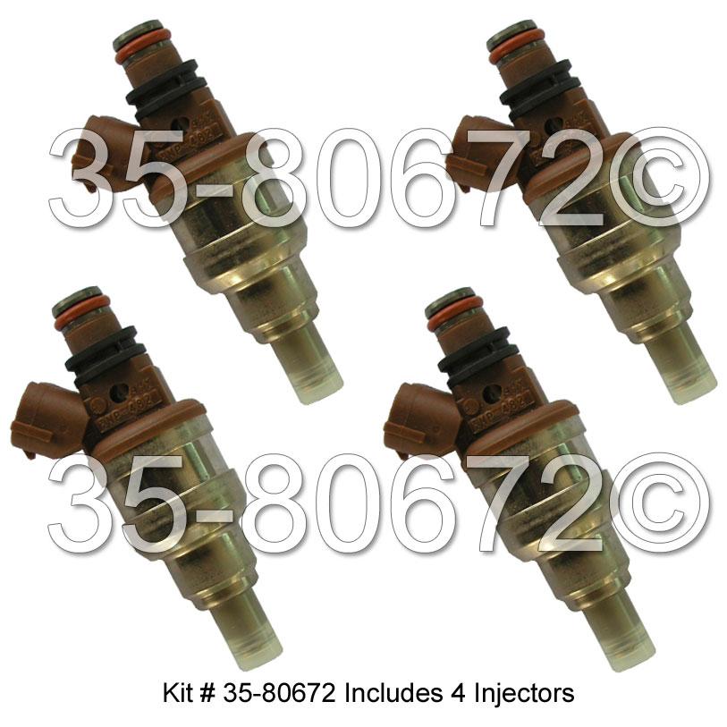 Ford Aspire                         Fuel Injector SetFuel Injector Set