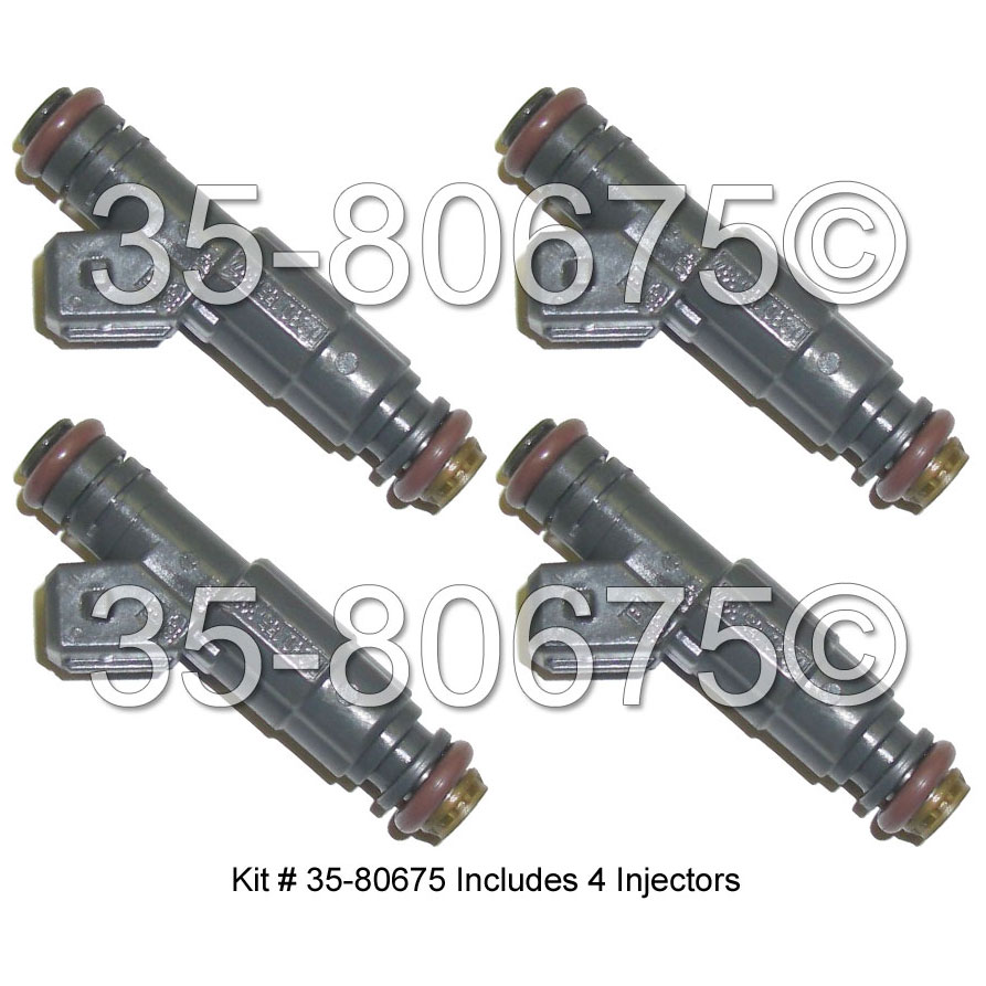 Ford Escort                         Fuel Injector SetFuel Injector Set