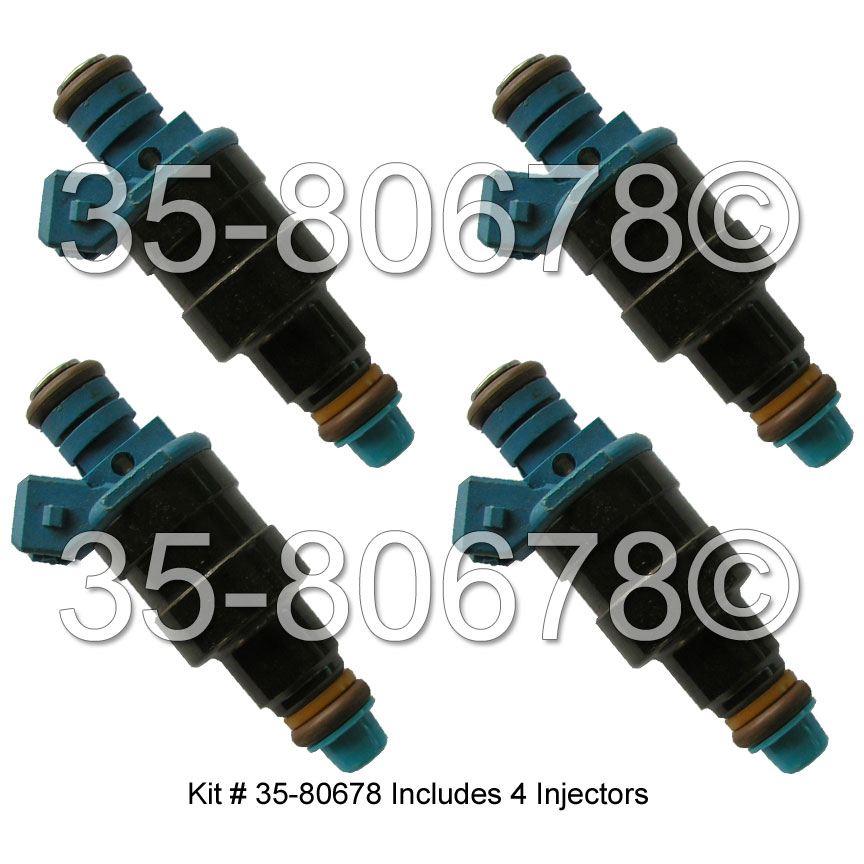 Mercury Lynx                           Fuel Injector SetFuel Injector Set