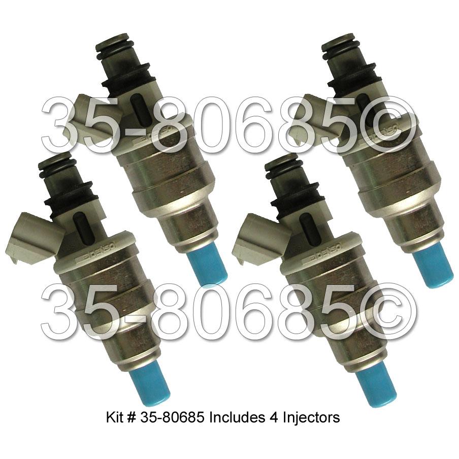 Ford Festiva                        Fuel Injector SetFuel Injector Set