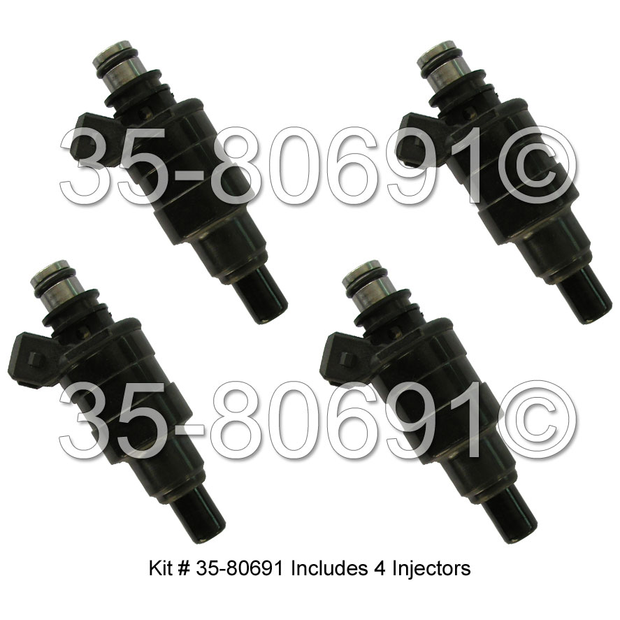 Ford Probe                          Fuel Injector SetFuel Injector Set