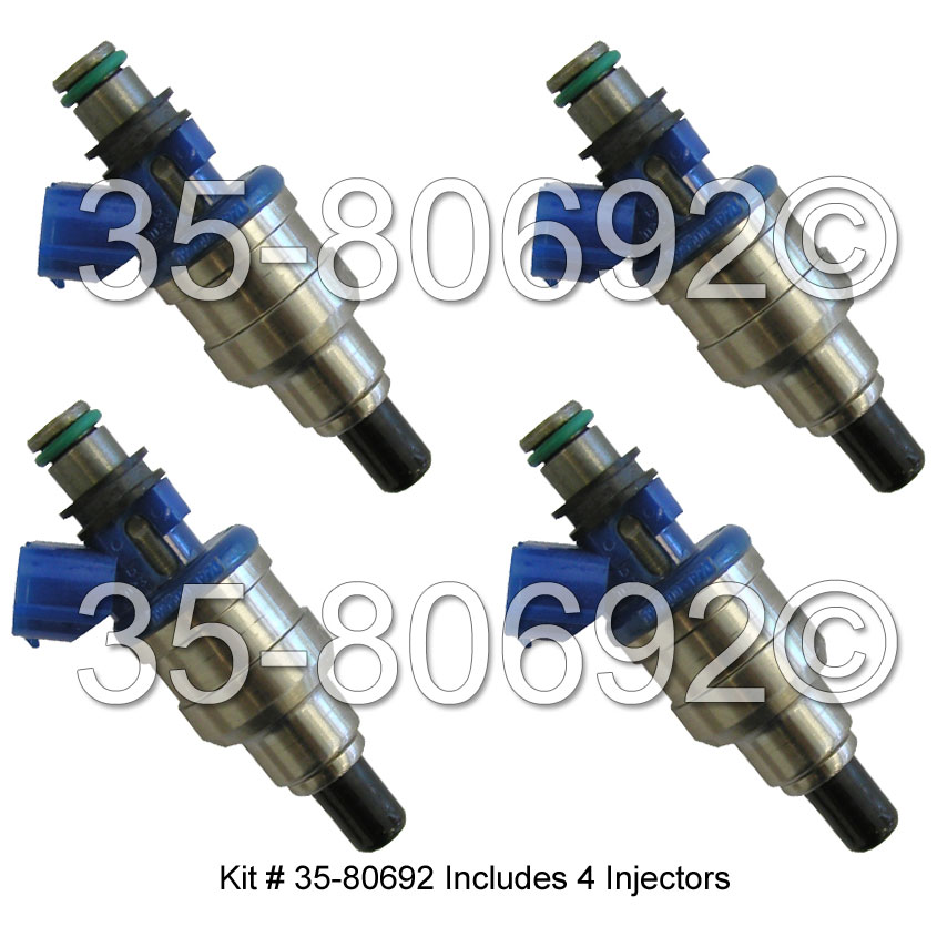 Mazda MX3                            Fuel Injector SetFuel Injector Set