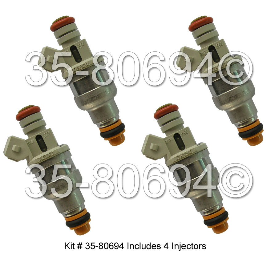 Mercury Topaz                          Fuel Injector SetFuel Injector Set