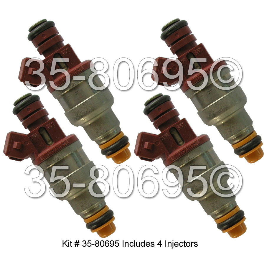 Mazda B-Series Truck                 Fuel Injector SetFuel Injector Set