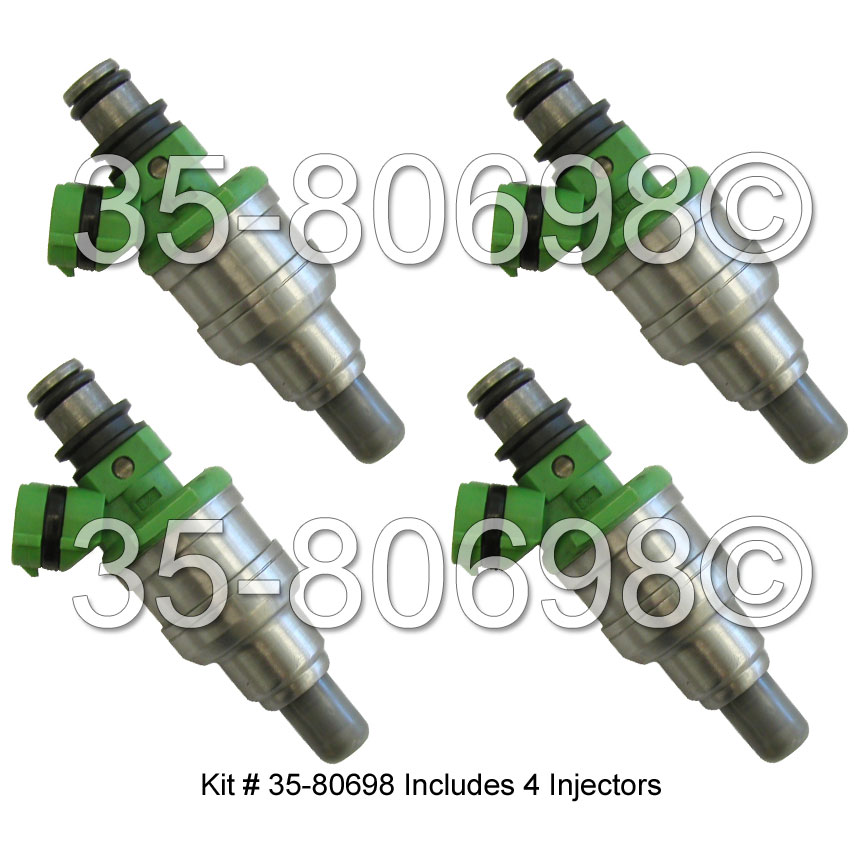 Geo Prizm                          Fuel Injector SetFuel Injector Set