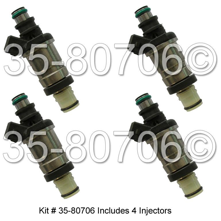 Honda Odyssey                        Fuel Injector SetFuel Injector Set