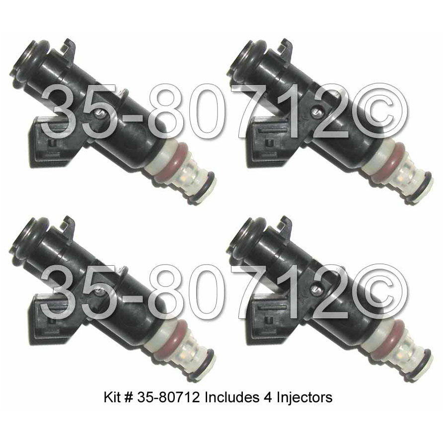 Honda CRV                            Fuel Injector SetFuel Injector Set
