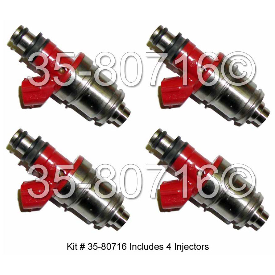 Suzuki Esteem                         Fuel Injector SetFuel Injector Set