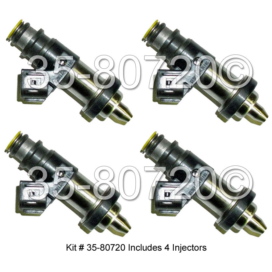 Honda S2000                          Fuel Injector SetFuel Injector Set