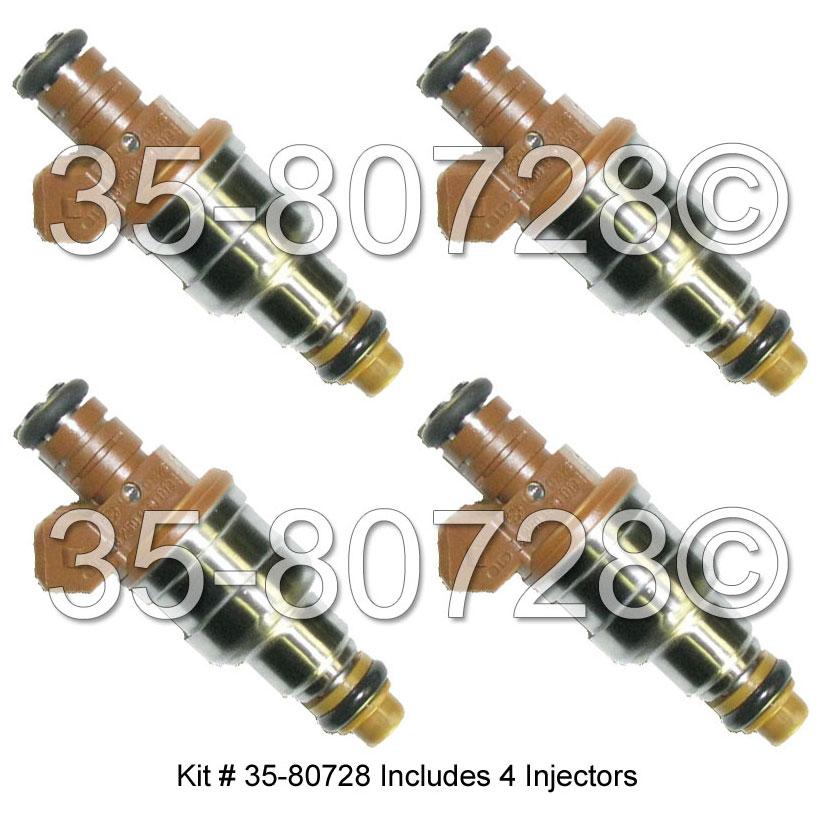 Hyundai Tiburon                        Fuel Injector SetFuel Injector Set
