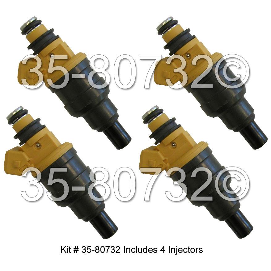 Hyundai Scoupe                         Fuel Injector SetFuel Injector Set