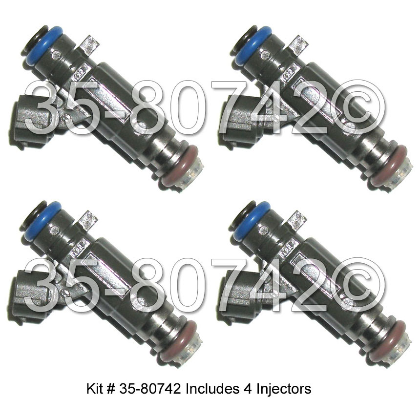 Infiniti G20                            Fuel Injector SetFuel Injector Set