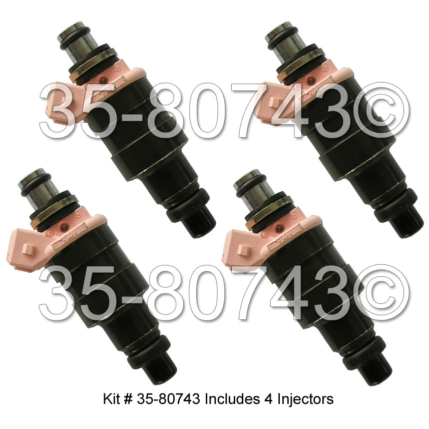 Isuzu Trooper                        Fuel Injector SetFuel Injector Set