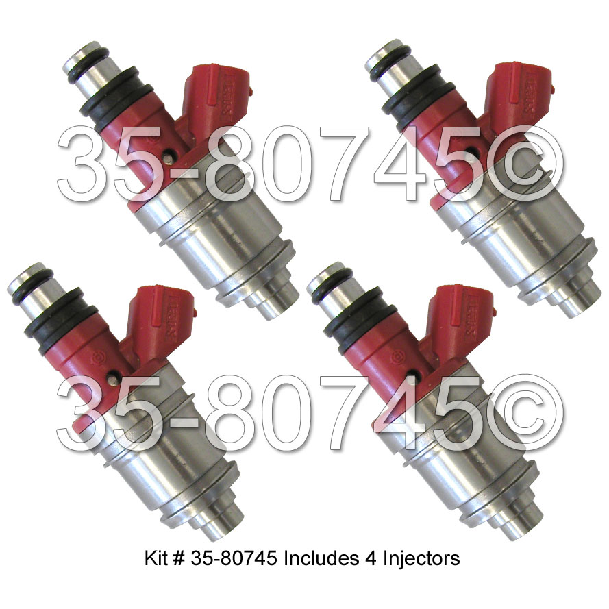Isuzu Pick-Up Truck                  Fuel Injector SetFuel Injector Set