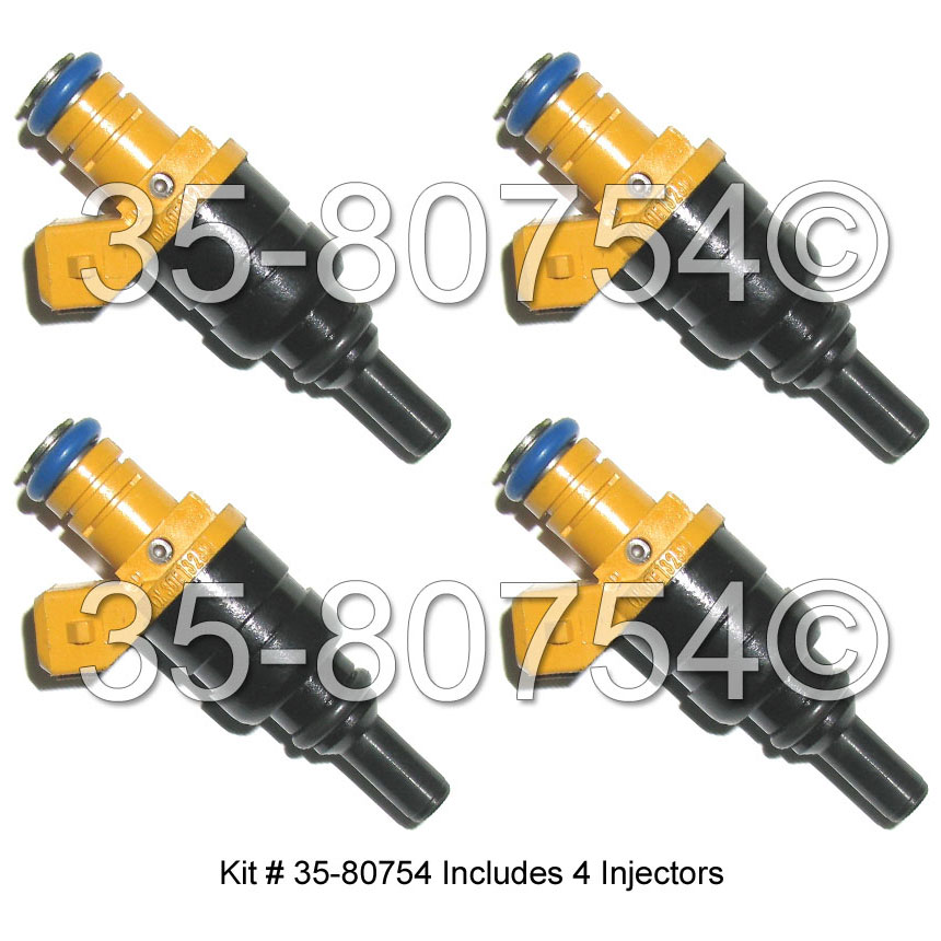 Kia Rio                            Fuel Injector SetFuel Injector Set