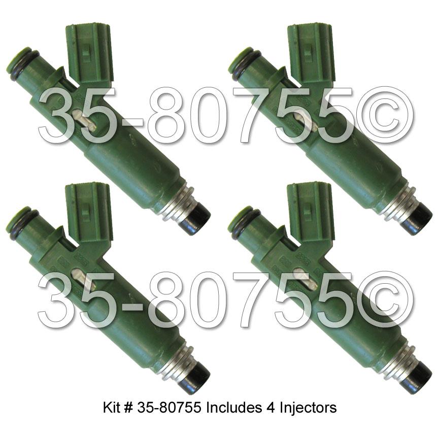 Kia Sephia                         Fuel Injector SetFuel Injector Set
