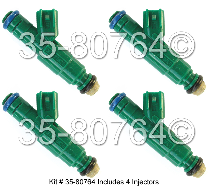 Mazda 6                              Fuel Injector SetFuel Injector Set