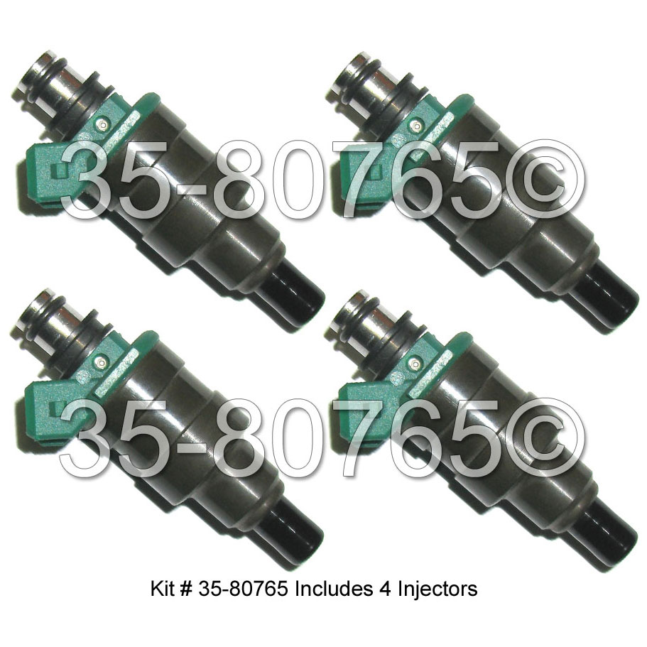 Mercury Tracer                         Fuel Injector SetFuel Injector Set