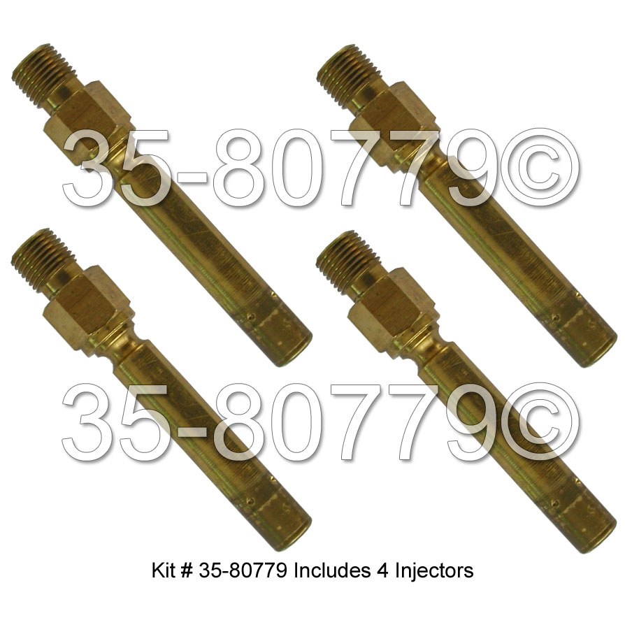 Mercedes_Benz 190E                           Fuel Injector SetFuel Injector Set