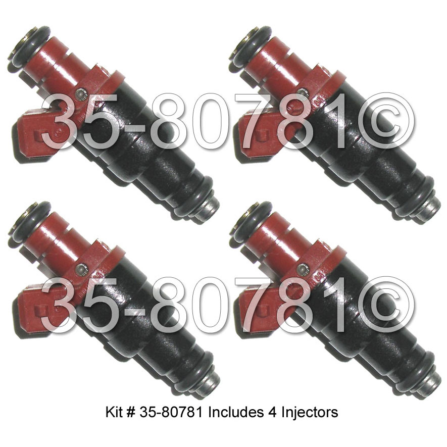 Mercedes_Benz C230                           Fuel Injector SetFuel Injector Set