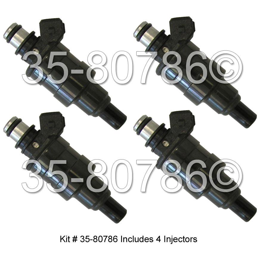 Mitsubishi Vanwagon                       Fuel Injector SetFuel Injector Set