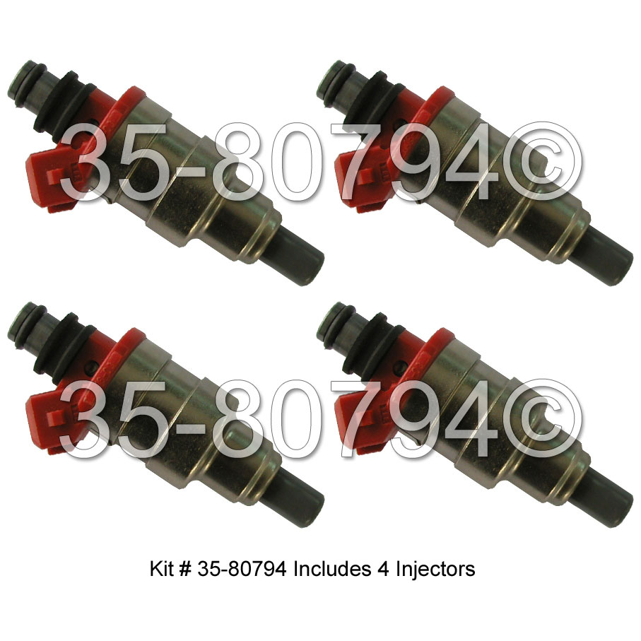 Nissan 240SX                          Fuel Injector SetFuel Injector Set