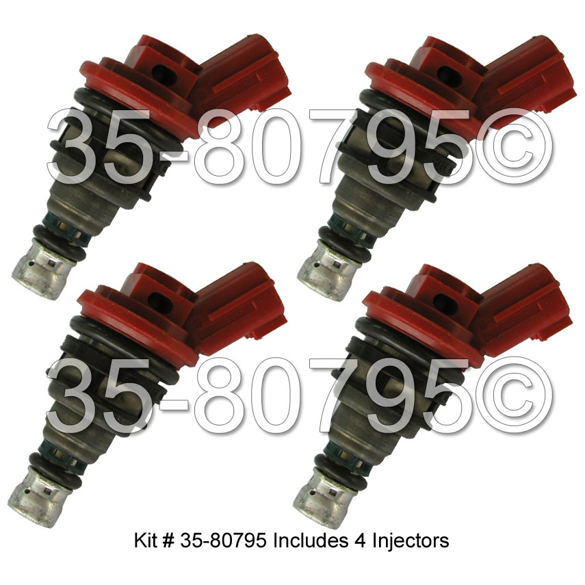 Nissan Altima                         Fuel Injector SetFuel Injector Set