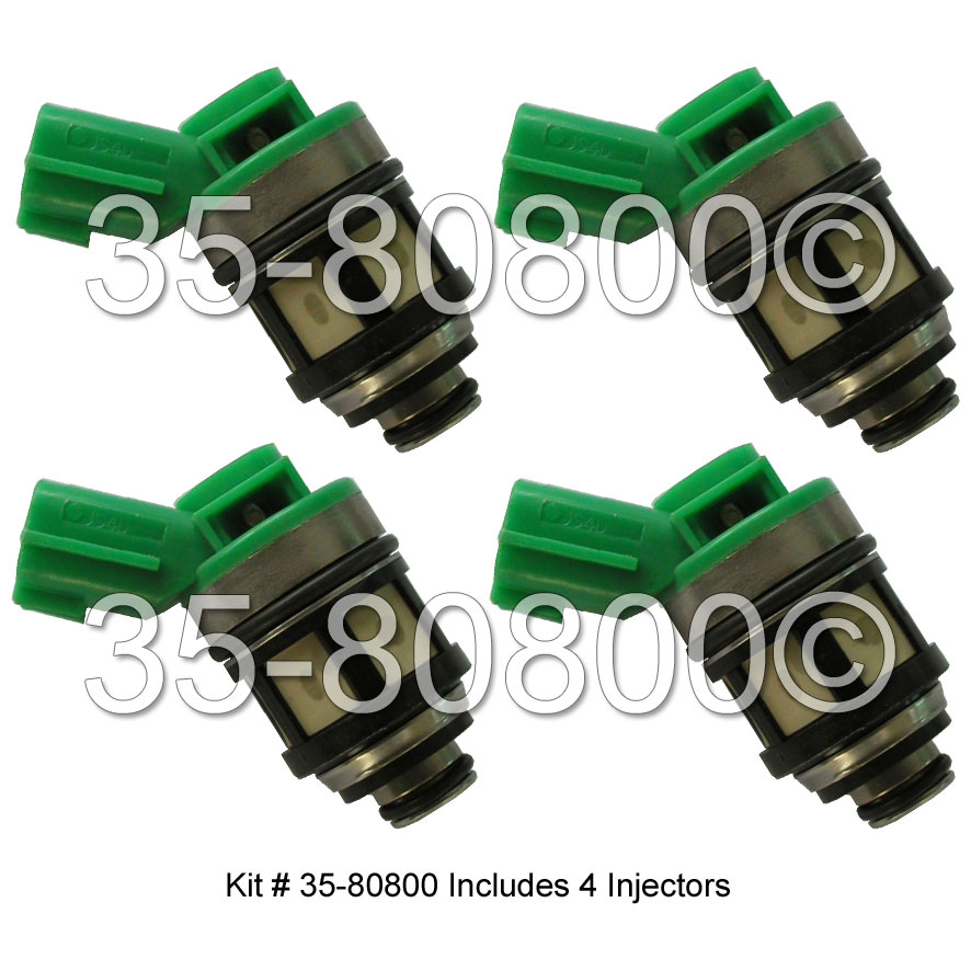 Nissan Pick-Up Truck                  Fuel Injector SetFuel Injector Set