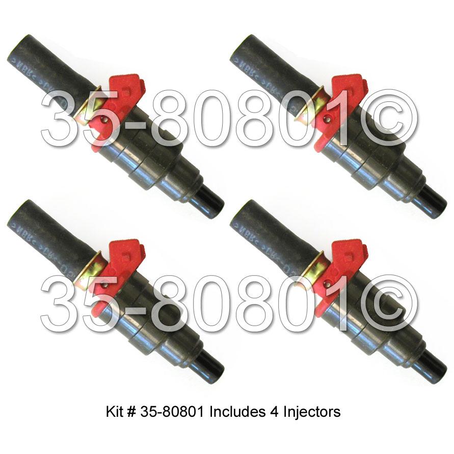 Nissan Pulsar                         Fuel Injector SetFuel Injector Set