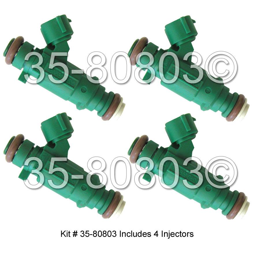 Nissan Sentra                         Fuel Injector SetFuel Injector Set