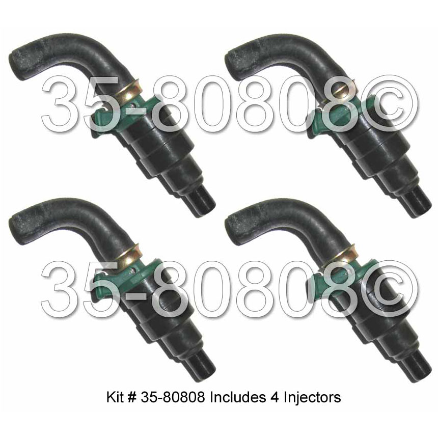 Porsche 914                            Fuel Injector SetFuel Injector Set