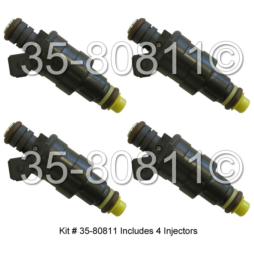 Porsche 944                            Fuel Injector SetFuel Injector Set