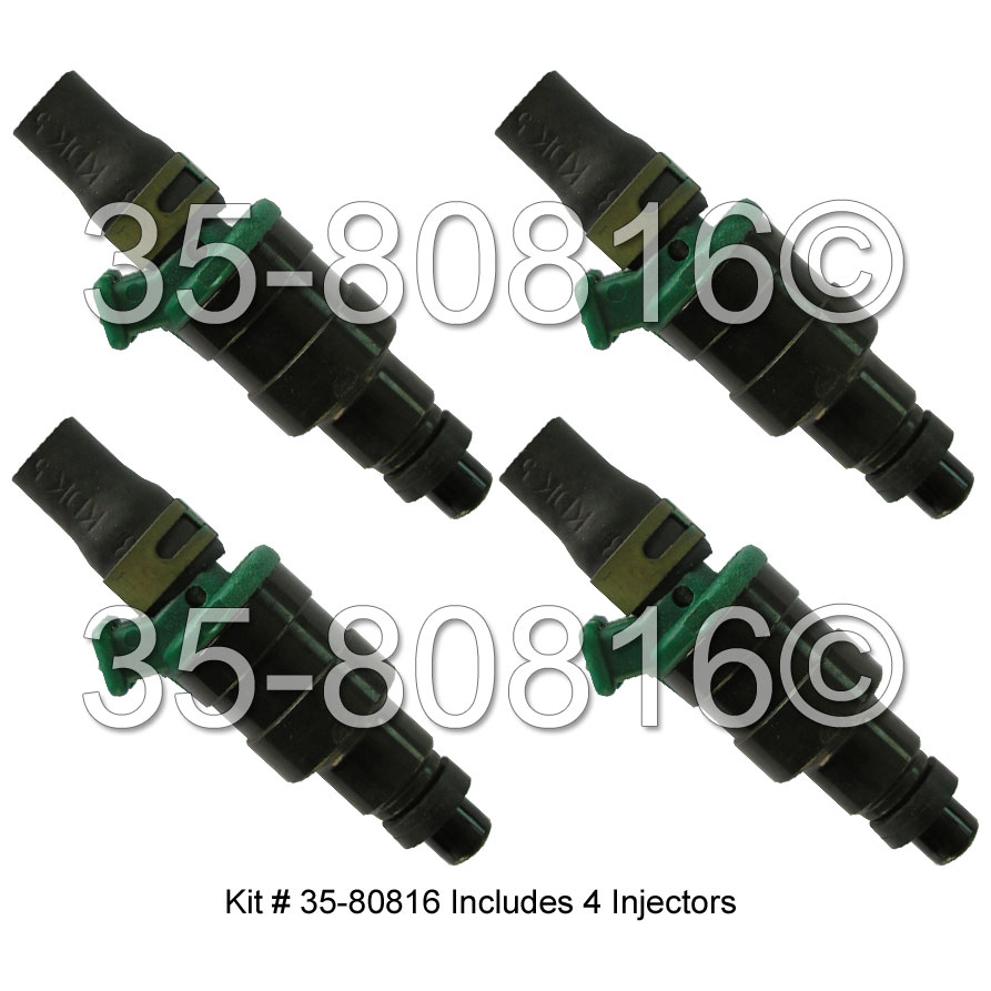 Saab 99                             Fuel Injector SetFuel Injector Set