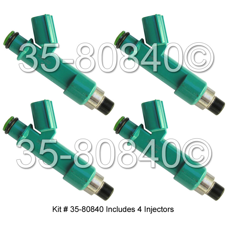 Scion tC                             Fuel Injector SetFuel Injector Set
