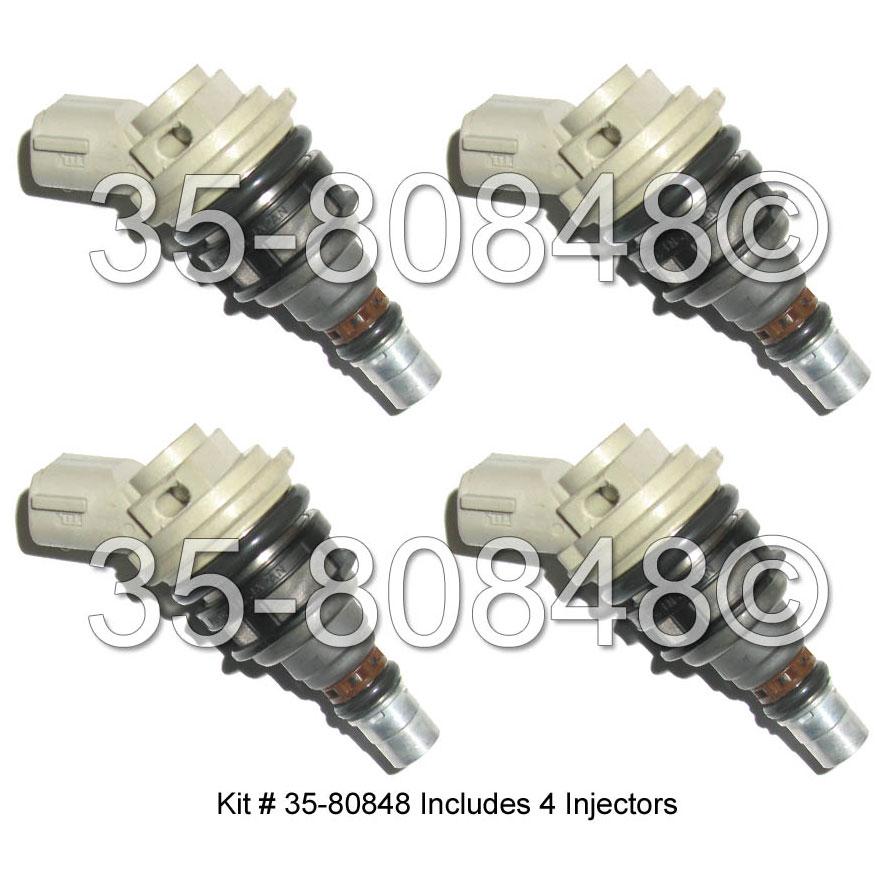 Subaru Impreza                        Fuel Injector SetFuel Injector Set