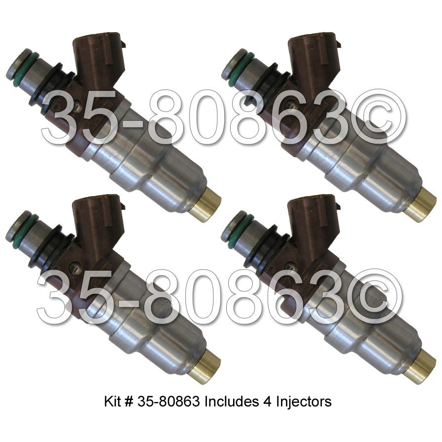 Toyota T100                           Fuel Injector SetFuel Injector Set
