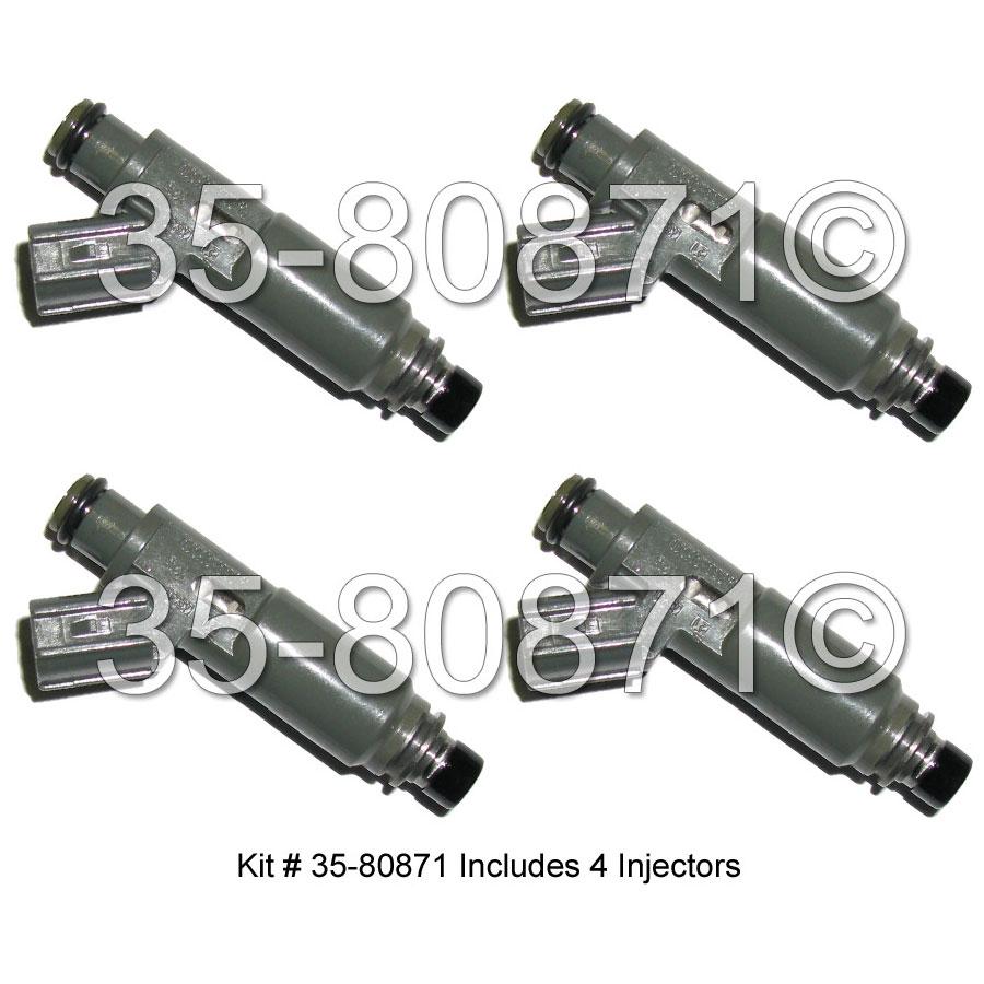 Toyota Solara                         Fuel Injector SetFuel Injector Set