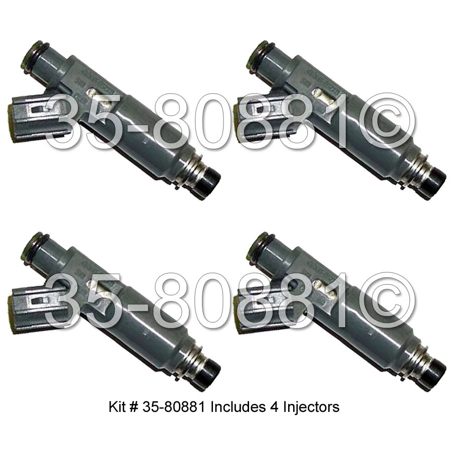 Toyota Matrix                         Fuel Injector SetFuel Injector Set