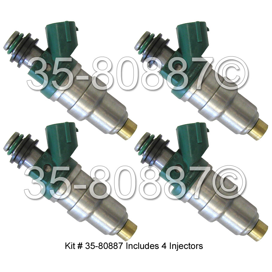 Toyota Paseo                          Fuel Injector SetFuel Injector Set