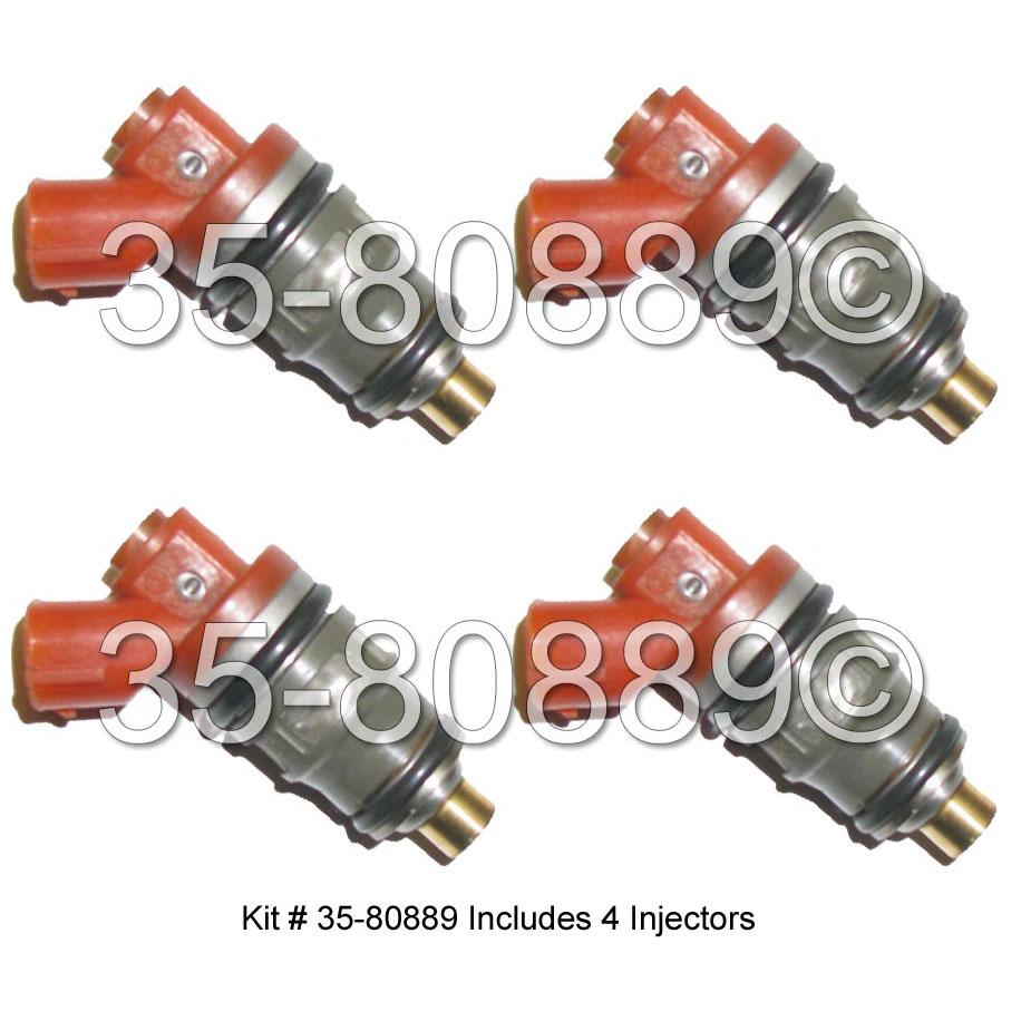 Toyota Previa                         Fuel Injector SetFuel Injector Set