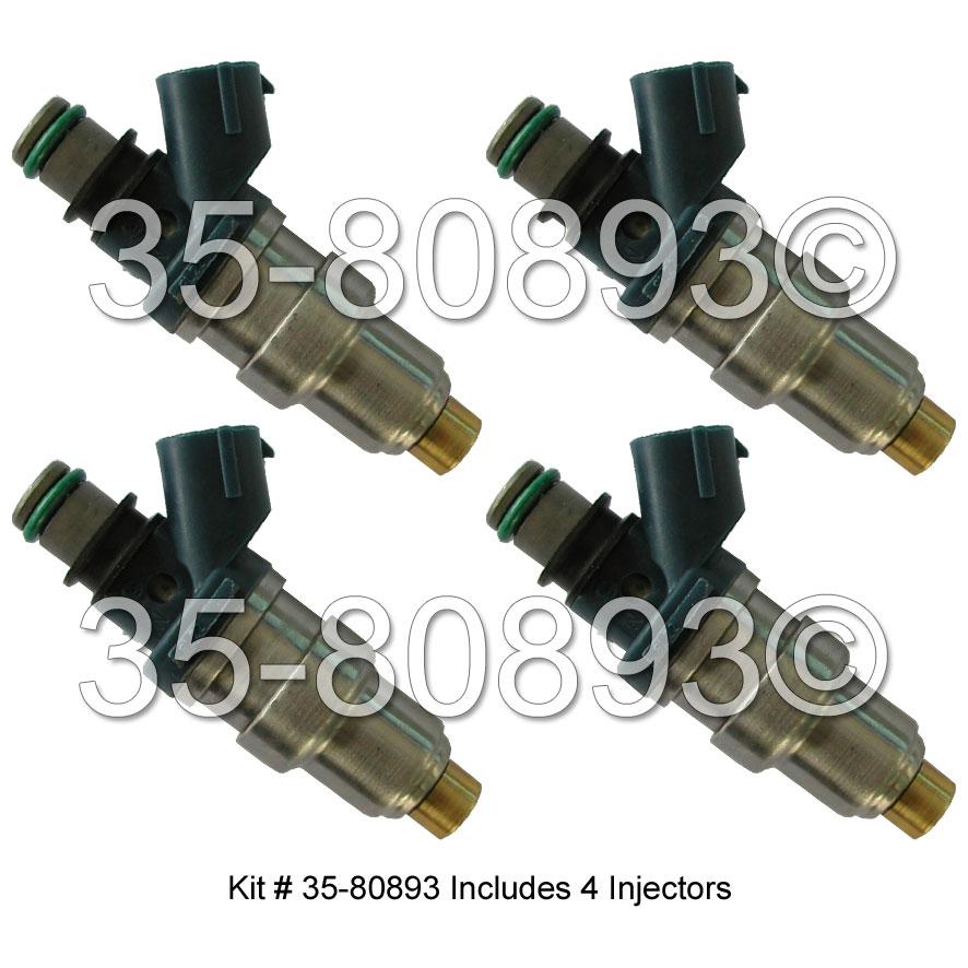 Toyota Tacoma                         Fuel Injector SetFuel Injector Set